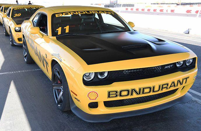 Bob Bondurant school of driving closes amid bankruptcy filling