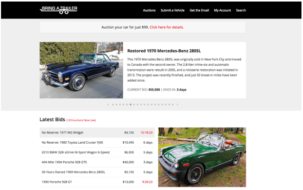 21 websites where you can buy a car online