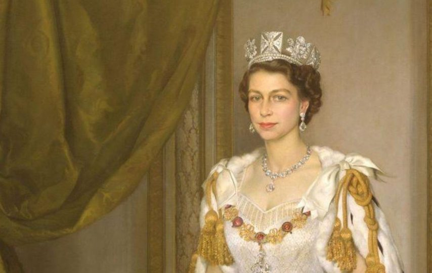 The history of the British Monarchy, in pictures