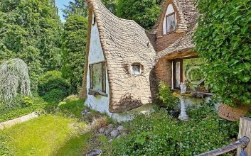7 weird & wonderful homes that are for sale right now