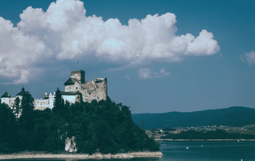 10 'castles' that are for sale right now