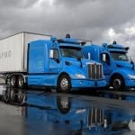 These 6 companies are making the self-driving truck a reality
