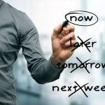 8 simple ways to stop procrastinating at work
