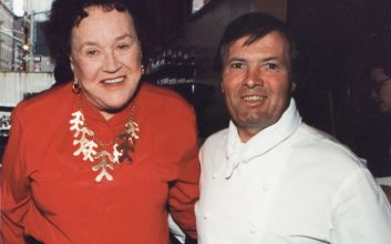 Remembering Julia Child: Reflections from Jacques Pépin