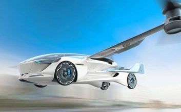 These 10 companies are racing to make the flying car a reality