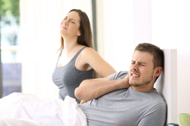 Does your relationship rest on the quality of your sleep?