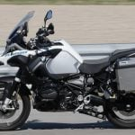 BMW unveils its first smart motorcycle