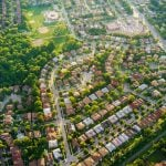 Cities where residents have the highest credit scores