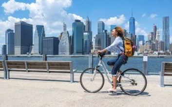 The deadliest states for bike riders