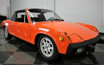 The Porsche 914 is finally getting the love it deserves