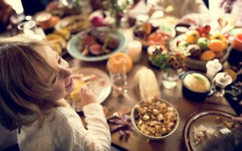 Thanksgiving hosts sacrifice a lot – but they love it, anyway