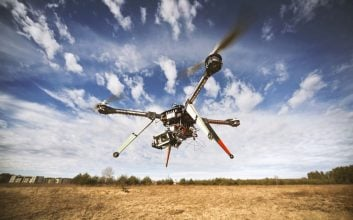 The beginner's guide to not crashing a drone