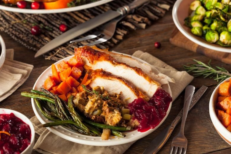 How to toaster-bake your entire Thanksgiving meal