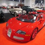 Las Vegas vintage car show is a sight to behold