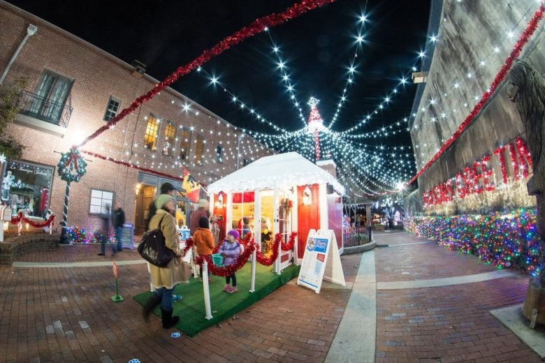 The best holiday market in each state