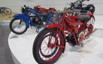 Catch this Las Vegas motorcycle exhibit while you can