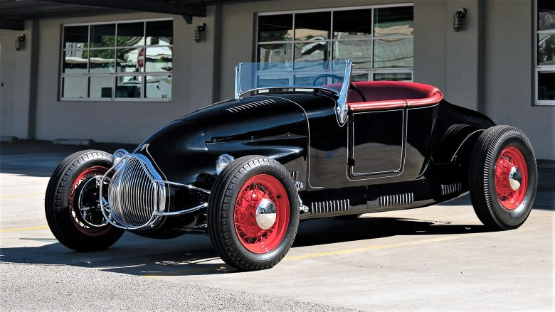 Hot rods set for auction at Petersen Automotive Museum