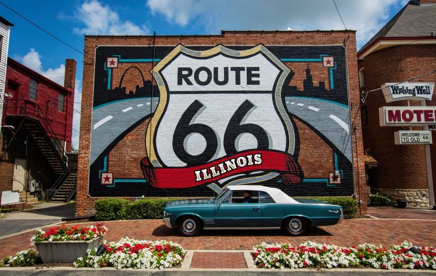 Senate bill takes up cause to save historic Route 66