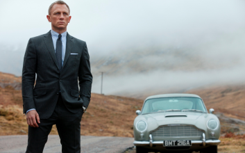 Agent 007 isn't the only reason Aston Martins hold value