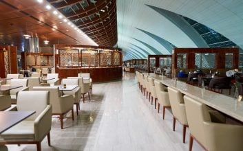 How to get 'free' airport lounge access