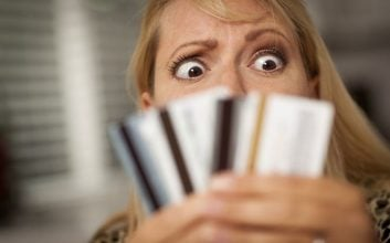 Help! My credit cards are maxed out – what now?