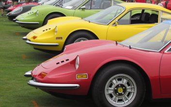 The artistic roots of Italian car design
