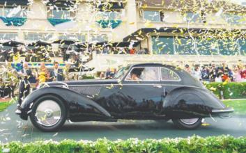 Do judges favor non-American cars at Pebble Beach?