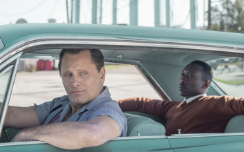 'Green Book' isn't car movie of the day, but of an era