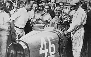 Bugatti celebrates 90 years since 1928, its greatest racing season