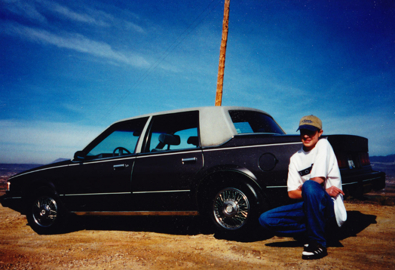 How this car led to one man's lifelong fascination with Acura