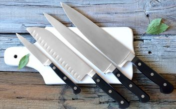 Everything you ever wanted to know about kitchen knife care