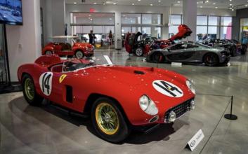 $22 million Ferrari sale boosts RM Sotheby's SoCal visit