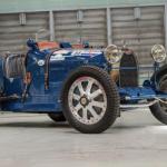 Bugatti Type 35A raced by Chiron on Worldwide docket