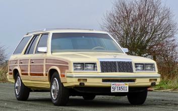 Sinatra's woody wagon headlines H&H online auction