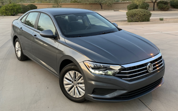 Review: 2019 Volkswagen Jetta S is fine, and that's fine