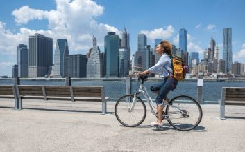 Is bike sharing the best way to commute?