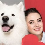 Turns out pets are big gift getters on Valentine's Day