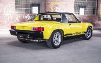 On its 50th birthday, some still say 914 isn't 'a real Porsche'