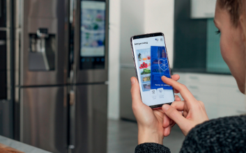 A Tinder for your refrigerator? Yeah, it's a thing