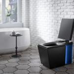 This $9,000 'intelligent' toilet has smart lighting, speakers & Amazon Alexa