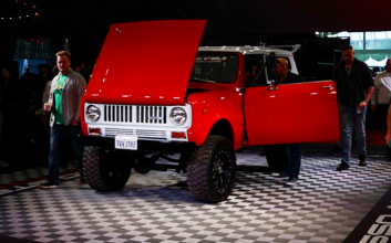Could the International Scout be the next hot 4x4?