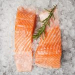 Here's why you should never thaw frozen fish in its packaging