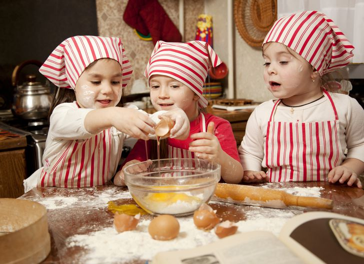 Get your kids excited about vegetables by teaching them to cook