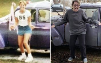 Beetle back: Woman reunited with her first Volkswagen 22 years later