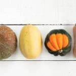 4 seasonal squashes & how to prepare them