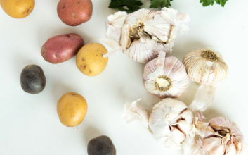 These are the veggies people would take to a deserted island