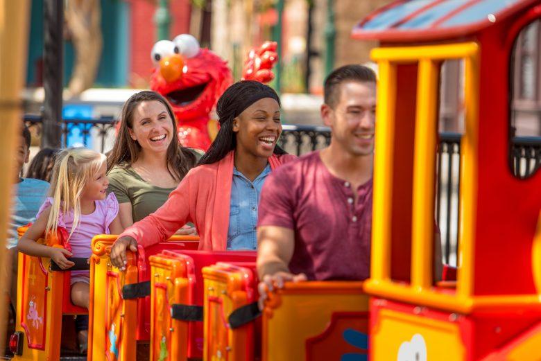 Come & play at Sea World Orlando's Sesame Street