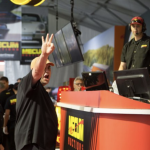 Frank Mecum's view from the auction block