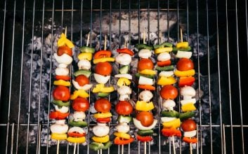6 healthy things you can grill at your summer BBQ that aren't meat