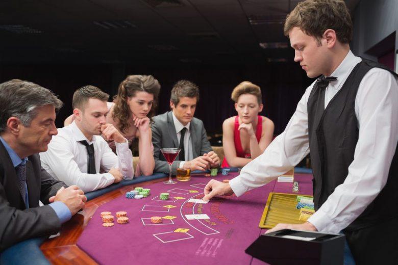 Casino dealer salary 2019 las vegas